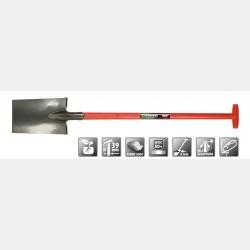 Bêche Senlis 280/180/3 MA-T 95cm, fiber